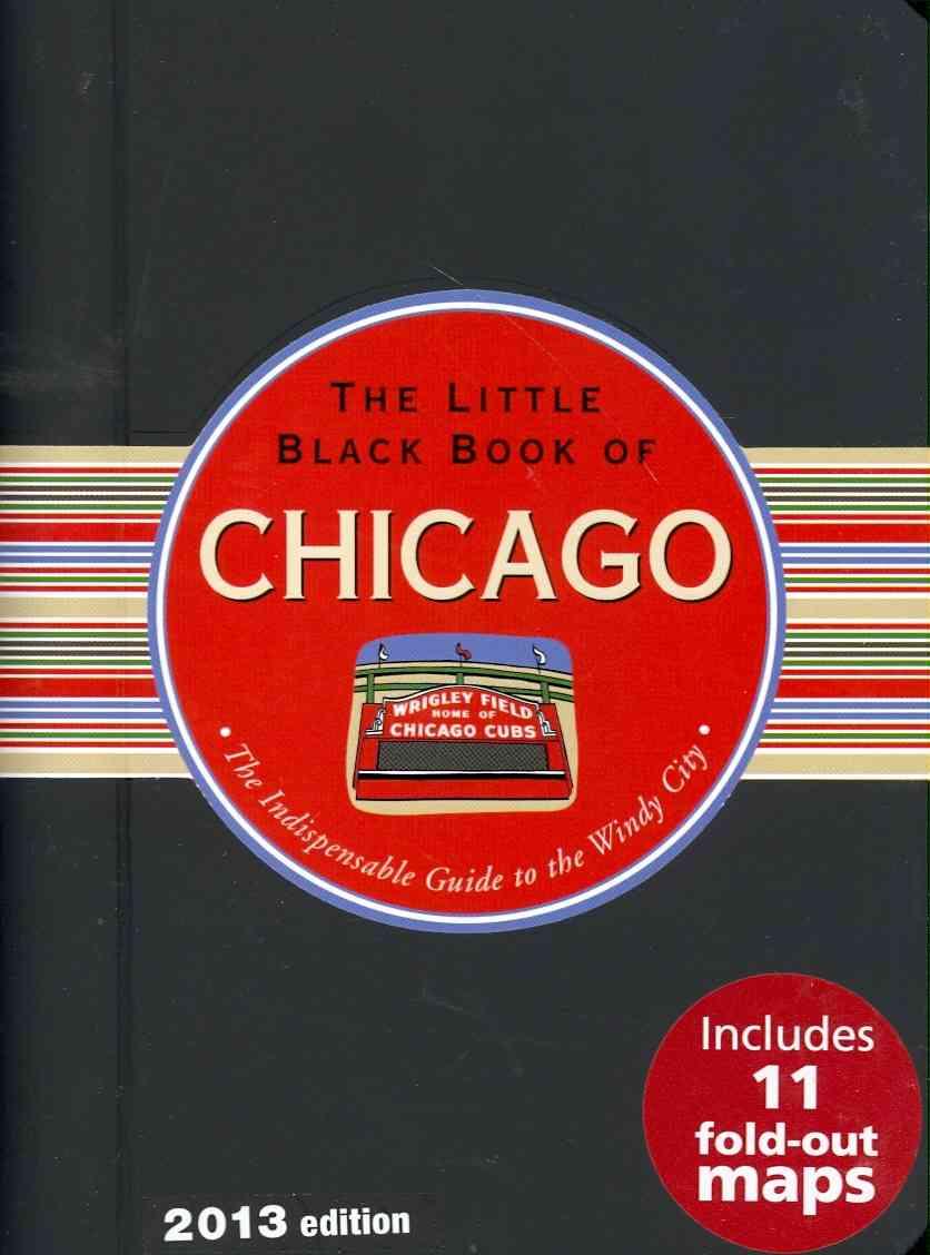 Little Black 2013 Book of Chicago By Littman, Margaret